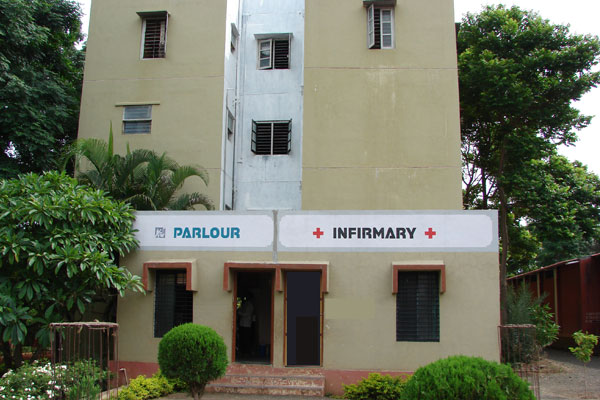 Parlor & Infirmary