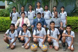 VOLLEYBALL UNDER - 14 BOYS TEAM