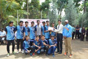 U-17 BOYS WINNER TEAM