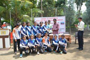 U-17 GIRLS WINNER TEAM