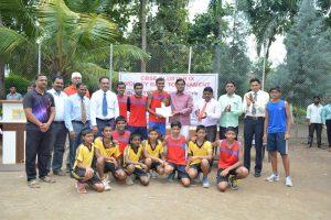 U-19 BOYS  WINNER TEAM