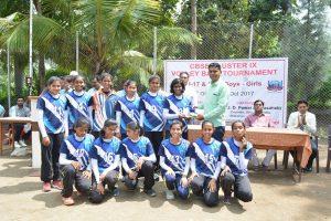 U-19 GIRLS WINNER TEAM
