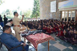 POLICE VISIT ON AROHAN DAY (12)