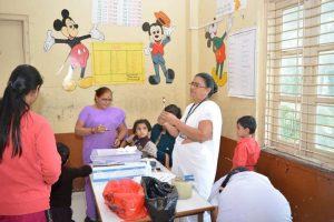 Rubella and Measles Vaccination Camp (11)