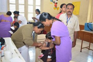 Rubella and Measles Vaccination Camp (12)