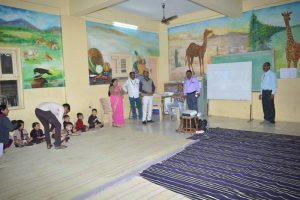Rubella and Measles Vaccination Camp (13)