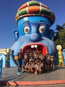 Class IV Hydrabad Trip (15)