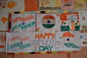 Republic Day Celebrations 2019 Decoration 1