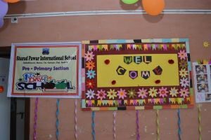 First Day Pre Primary Classes (1)