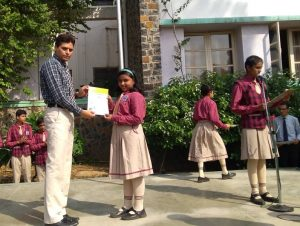 English Olympiad Prize Distribution (2)