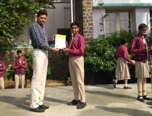 English Olympiad Prize Distribution (7)