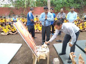 Malla Khamb Inauguration (2)