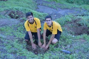 Tree Plantation at SPIS (19)