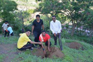 Tree Plantation at SPIS (3)