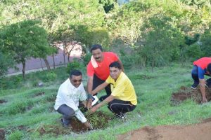Tree Plantation at SPIS (6)