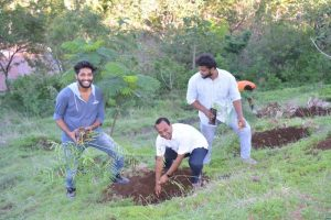 Tree Plantation at SPIS (8)