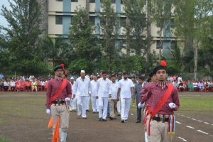 15 August March Past (2)