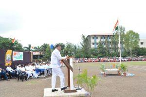 15 August Speech Hon.Founder Annasaheb