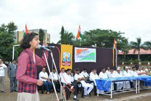 15 August Speech Miss Shruti Pansare