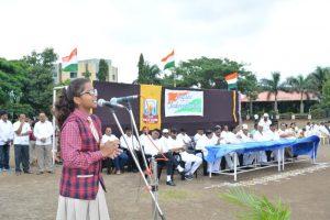 15 August Speech Miss Twisha Shah