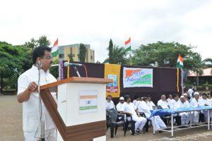 15 August Speech of Mr Vilas Shirore