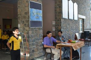ENGLISH ELOCUTION COMPETITION (8)