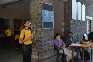 ENGLISH ELOCUTION COMPETITION (9)