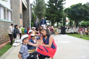 RAKSHA BANDHAN CELEBRATED BY PRIMARY SECONDARY SR SECONDARY STUDENTS (3)