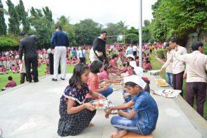 RAKSHA BANDHAN CELEBRATED BY PRIMARY SECONDARY SR SECONDARY STUDENTS (5)